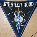 Manilla Road - Invasion - Triangle patch