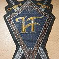 HammerFall - Legacy Of Kings/Heeding the Call Shield  Patch