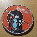 Judas Priest - Stained Class - Silver Border Patch