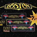 Boston Stripe Patch