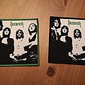 Nazareth - Self Titled Patch