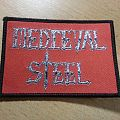Medieval Steel - Logo Patch