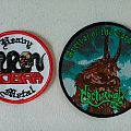 Iron Kobra and Nocturnal patches for Demoniac666