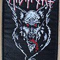 Midnight - Demon patch (black border)