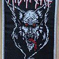 Midnight - Demon patch (grey border) & Iron Kobra - Avenger patches