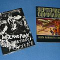 Inferno punx book + September Commando book Other Collectable