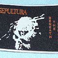 Sepultura - Beneath the remains rubber patch
