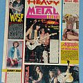 W.A.S.P. - Other Collectable - Bravo magazine: part one