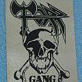 Törr - Gang_leatherette patch