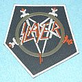 Slayer rubber patch