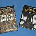 Heavy metal-Dáblův hlas + Motörhead autobiografie book Other Collectable