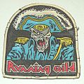Running Wild rubber patch