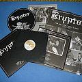Kryptor - Neřest a ctnost demo 1988 LP BOX Tape / Vinyl / CD / Recording etc