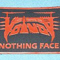 Voivod - Nothing face rubber patch