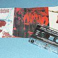 Deicide - Once upon the cross MC Tape / Vinyl / CD / Recording etc