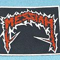 Messiah - Patch - Messiah rubber patch