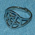 Satan - Other Collectable - Ring - pentagram