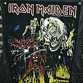 Iron Maiden - The Number of The Beast 1982 Backpatch VTG