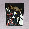 Judas Priest Stained Class Back Patch