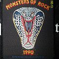 Monsters Of Rock - Patch - Monsters of Rock