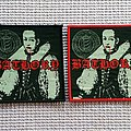 Bathory Elizabeth woven patch!!
