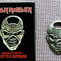Iron Maiden Bottle Opener!! Other Collectable