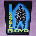 PINK FLOYD Delicate Sound of Thunder back patch!!
