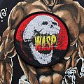 W.A.S.P. The Headless Children Patch
