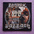 Black Sabbath album Patch Woven!!