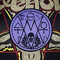 Violet Magick woven patch