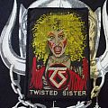 Twisted Sister patch for Sale !!