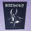 BATHORY oficial back patch  !