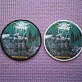 Darkthrone circle patches !!