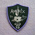 Amebix patch woven !!