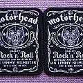 Motorhead ROCK 'N' ROLL patch!!