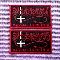 Possessed woven classic!! Patch