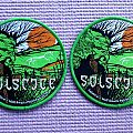 Solstice woven patches!