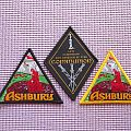 Ashbury - Patch - Ashbury and Communion patches !!