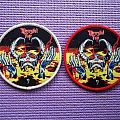 Mercyful Fate 9 woven patches !!