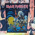 Iron Maiden original back patch
