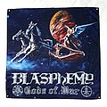 Blasphemy official flag !! Other Collectable