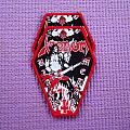 Venom coffin Patch red border !!