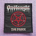Onslaught - Patch - Onslaught The Force patch !!