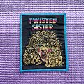 Twisted Sister Dee Snider patch !!