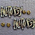 Autopsy Enamel Pins Pin / Badge