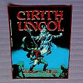 CIRITH UNGOL King of the Dead back patch !!