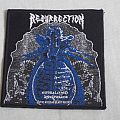 Resurrection woven available. Patch
