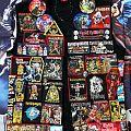 Iron Maiden vest Disponível Battle Jacket