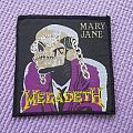 MEGADETH - Mary Jane - Patch