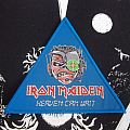 Iron Maiden Heaven Can Wait woven !!! Patch